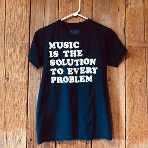 Music tee. Festival ✌🏼